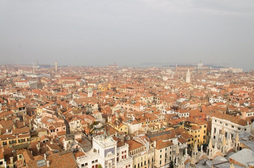 Venise - campanile place Saint Marc