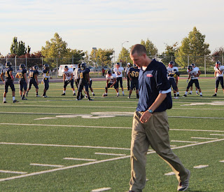 Cattolico Resigns at PG, Crabtree at Sheldon