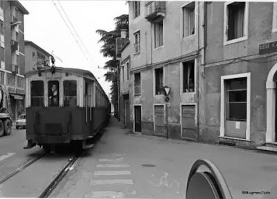 Treno a Valdagno