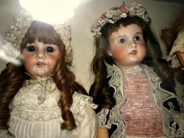 bambole dell'800