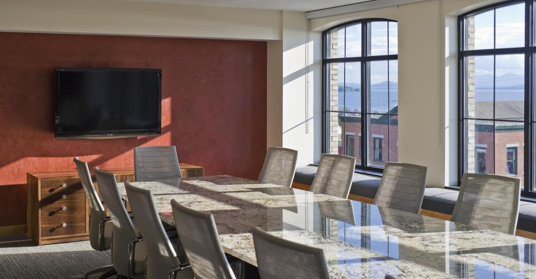 truexcullins blog a refined vermont office interior