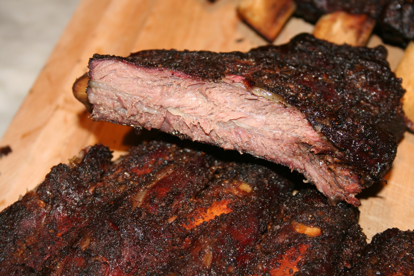 how to cook back ribs beef