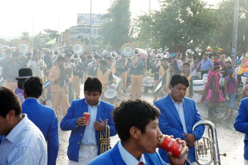 Entradas folkloricas en Bolivia 63