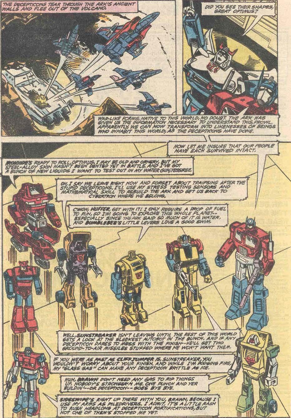 The Transformers (1984) #1 #80 - English 15
