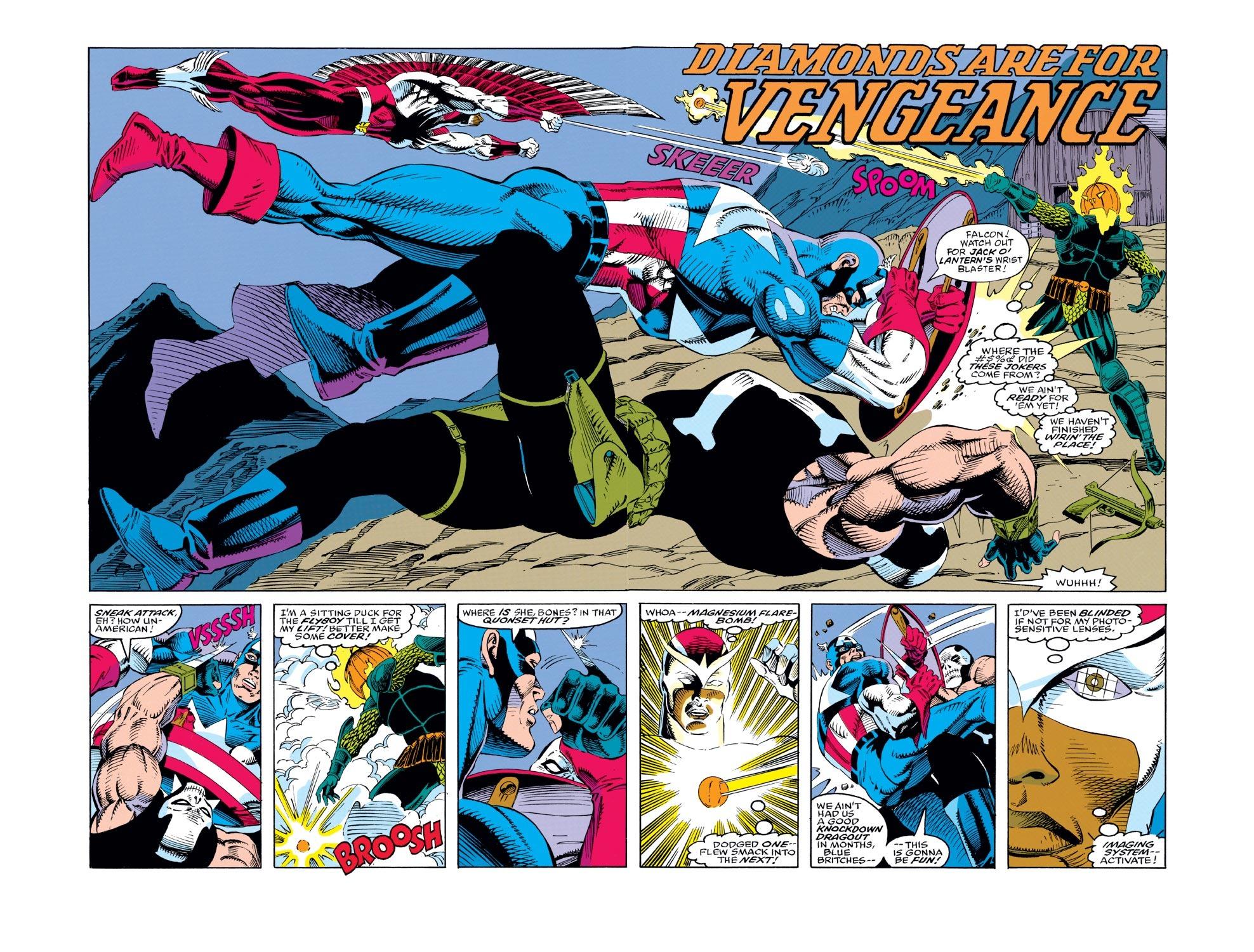 Captain America (1968) Issue #410 #359 - English 3