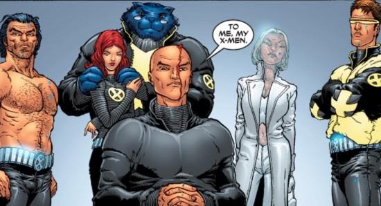 NEW X-MEN, DE GRANT MORRISON