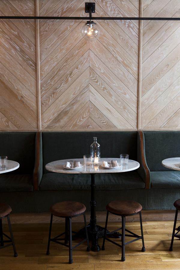 restaurant banquette on pinterest cafe furniture. Black Bedroom Furniture Sets. Home Design Ideas
