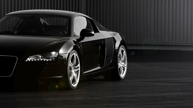 Black Audi R8 Edition
