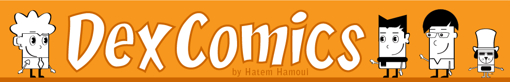 Dexcomics by Hatem Hamoui