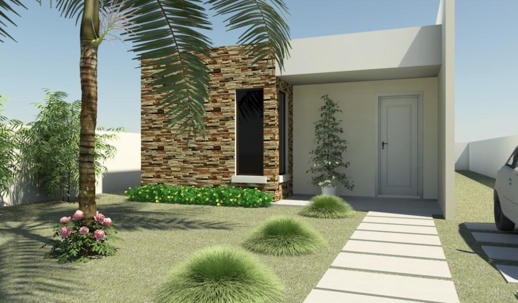 Fachadas de viviendas de una planta fachadas de casas for Fachadas de viviendas