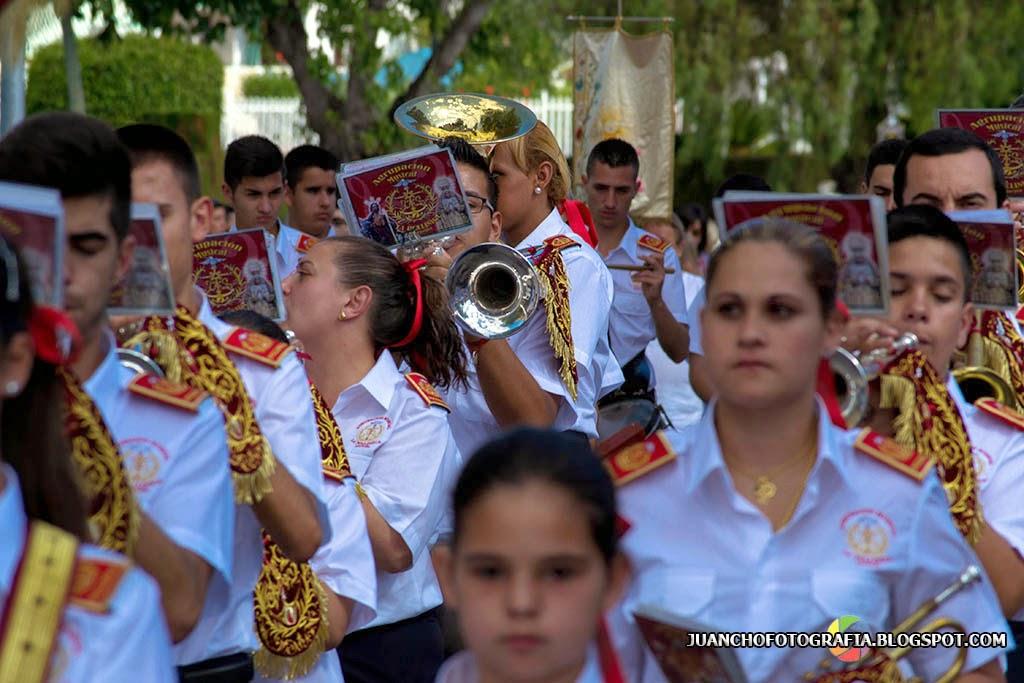 Banda de Musica. Nueva Andalucia