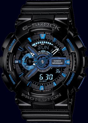 Casio G-Shock 30th Anniversary GA113B-1A