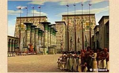 EGIPTE 3D