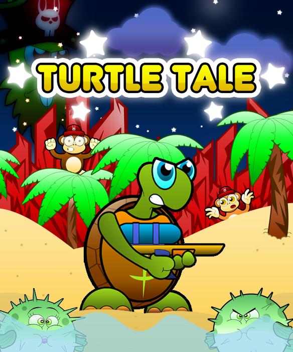 Turtle Tale - Nintendo 3DS