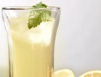 Refresco de Limão (vegana)