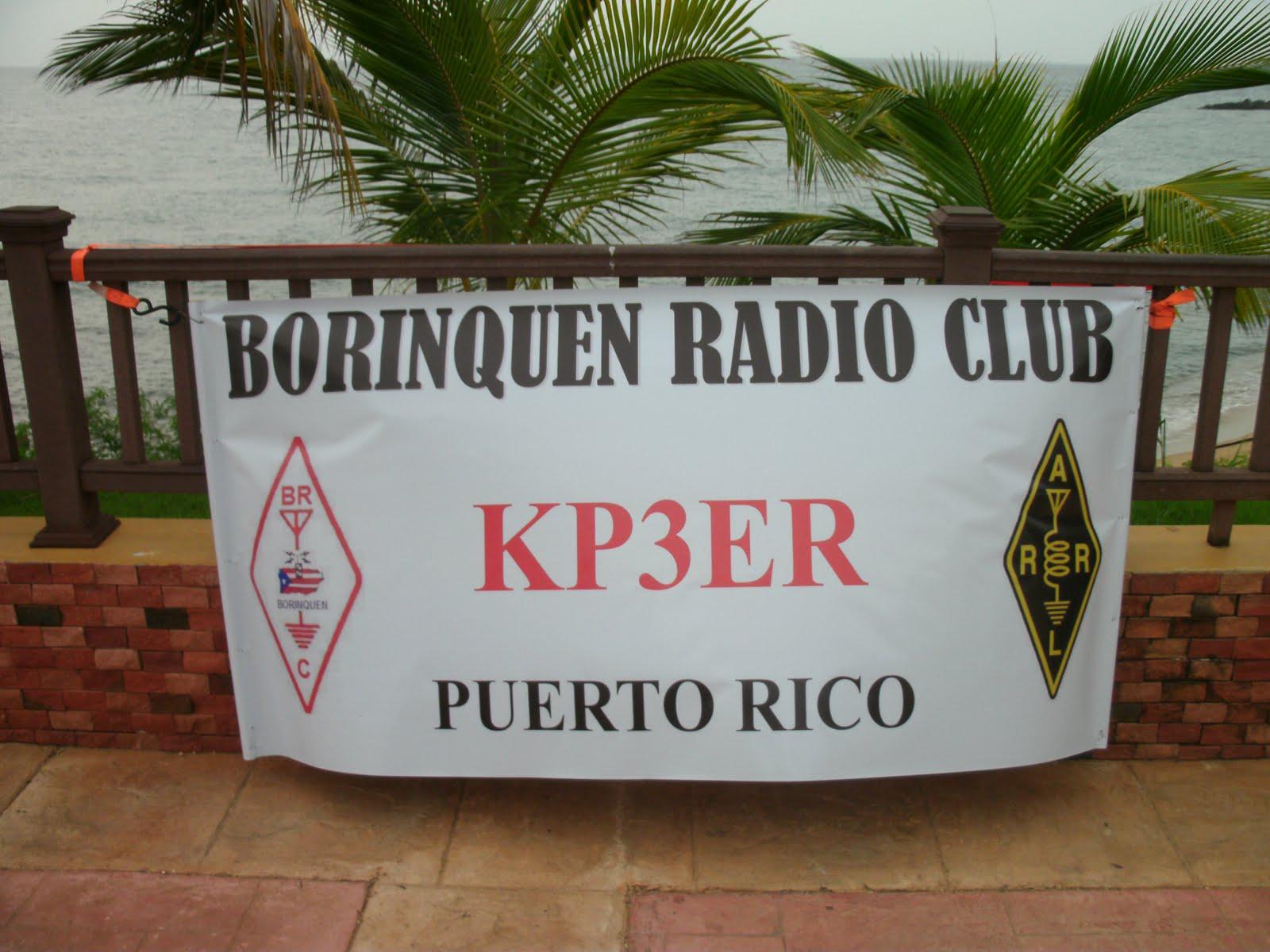 KP3ER- BORINQUEN RADIO CLUB