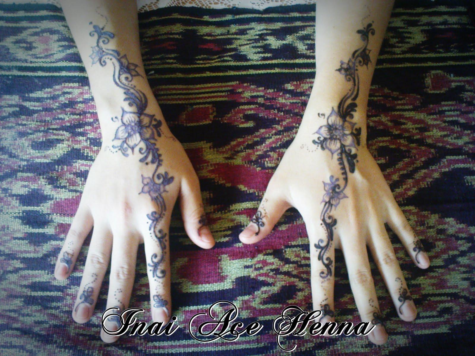 Stories Of Rina Inai Atau Henna Untuk Pengantin