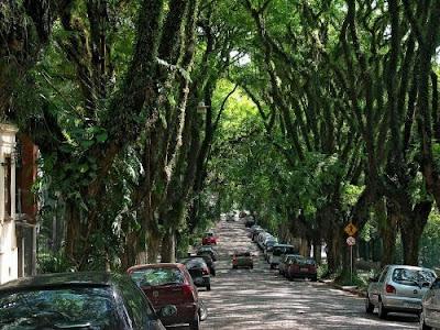 Amazing street pictures Porto Alegre, Brazil