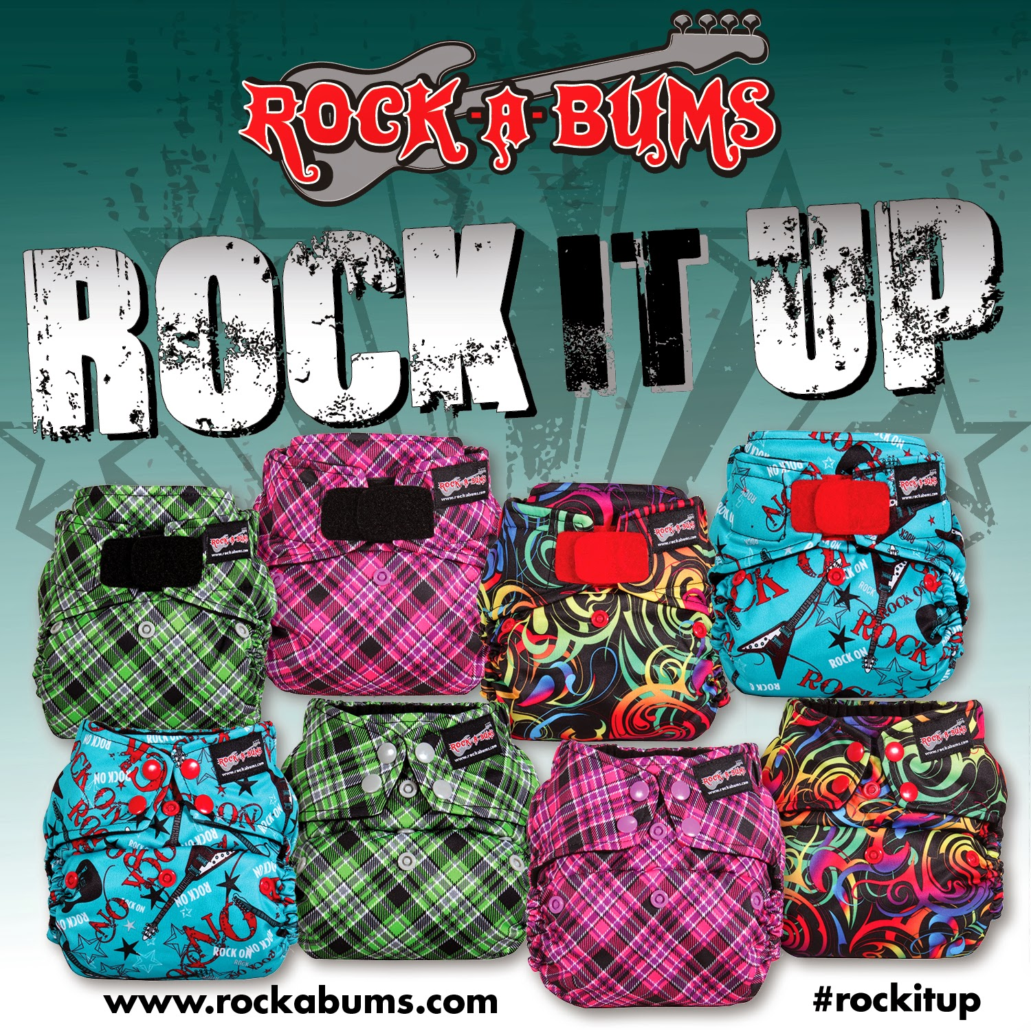 rock-a-bums cloth diapers giveaway