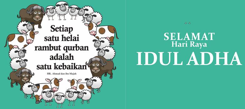 Gambar dan Kata Kata Ucapan Selamat Idul Adha 2014 Untuk Status FB, DP BBM Twitter & SMS