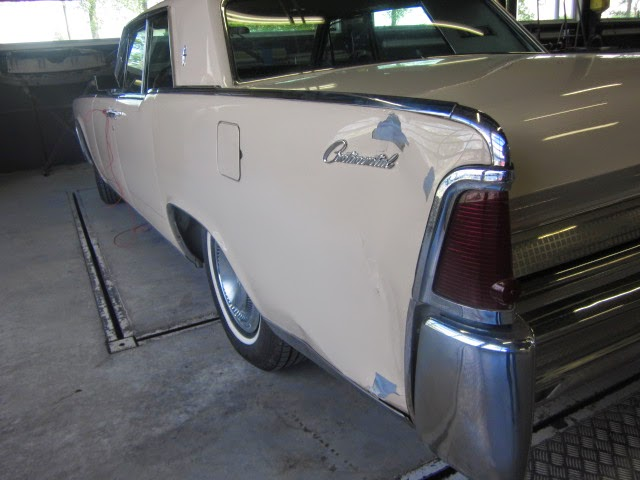 1962 lincoln continental quarter panel 1962 63 lincoln. Black Bedroom Furniture Sets. Home Design Ideas