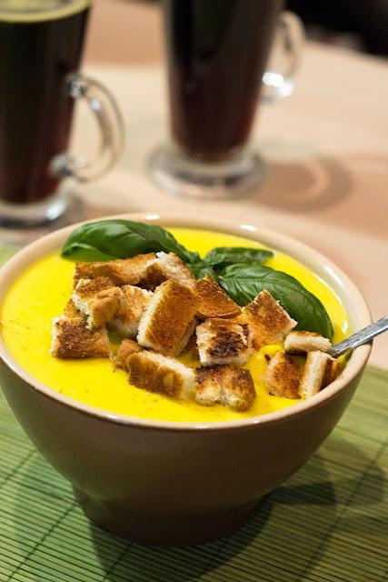 рецепт тыквеного супа