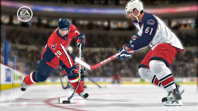 NHL 08 Free For PC