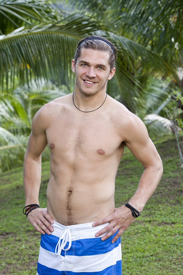 Malcolm Freberg Survivor Naked