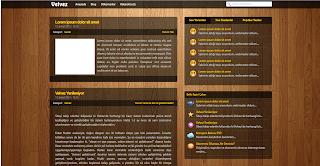 Şeffaf Blog Teması
