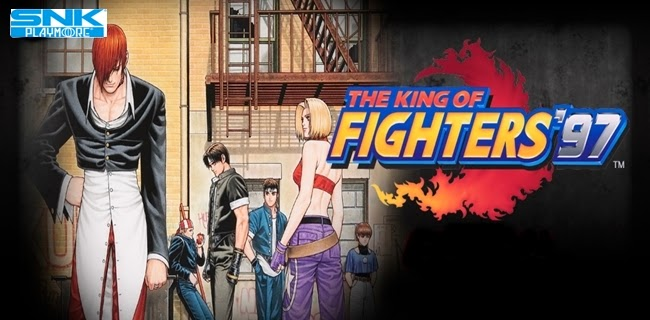 THE KING OF FIGHTERS '97 Apk v1.1 + Data Full