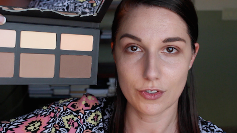 Bronzed Makeup Tutorial, Kat Von D Shade and Light palette, Bronzed Makeup Tutorial, Bronzed and Contoured Makeup Tutorial, how to contour, how to bronze, bronzed makeup, contoured makeup, contour palettes, YouTube tutorial, how to contour video, how-to beauty video