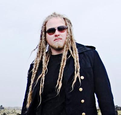 """Guðmundur """"Gummi"""" Óli Pálmason - Sólstafir"""