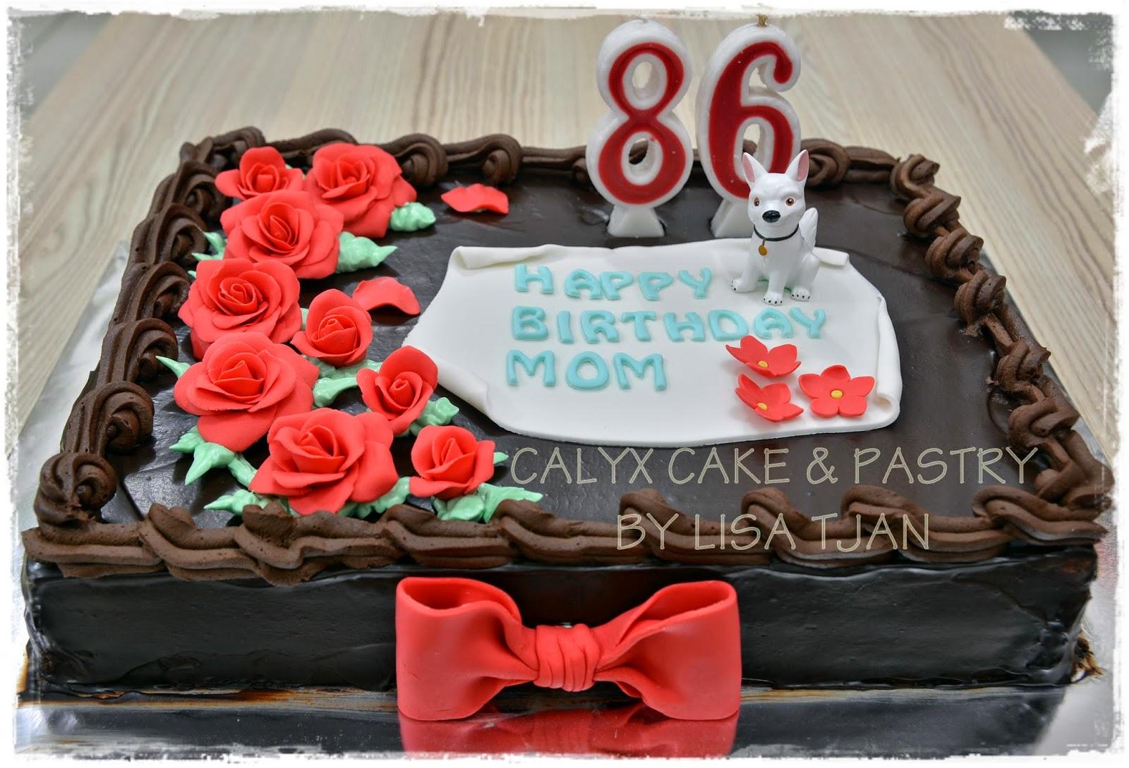 Calyx Cake Pastry