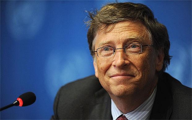Bill Gates volta ao topo da lista dos mais ricos do mundo Bill+gates