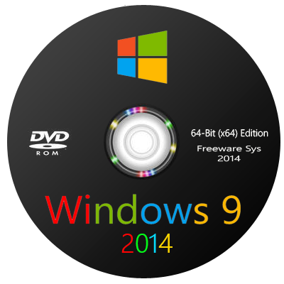 Windows 9 Professional 2014 - X64
