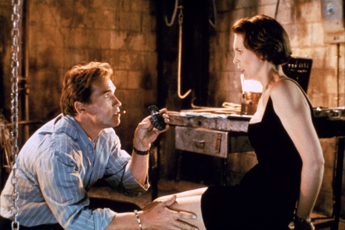 The Film Temple: James Cameron Roundtable #7: True Lies