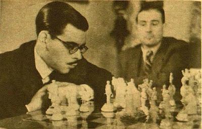 Partida de ajedrez Medina vs. Lloréns