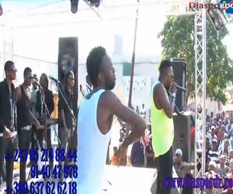 Eyindi: Duel Fabregas contre Mapipo, regardez !
