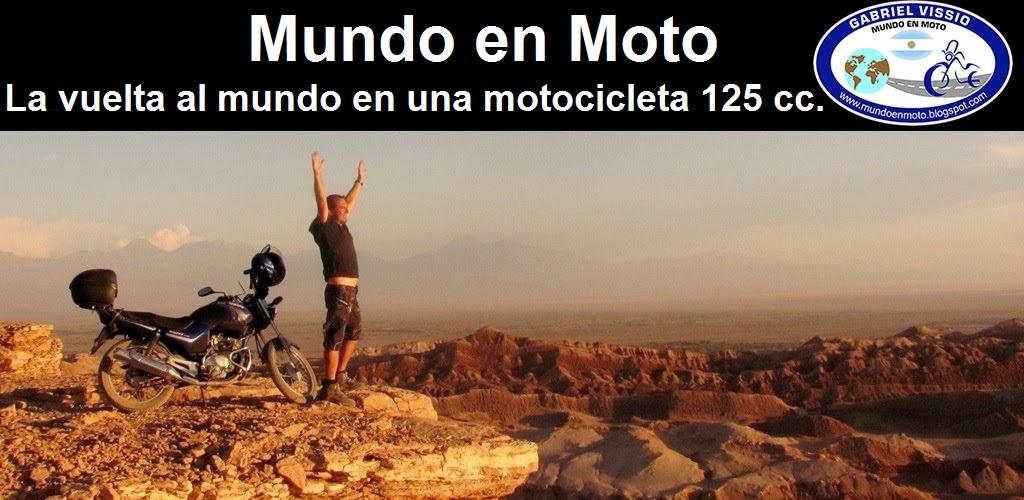 Mundo en Moto (Gabriel Vissio)