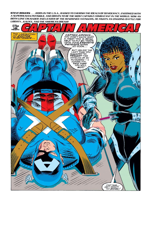 Captain America (1968) Issue #405 #354 - English 2