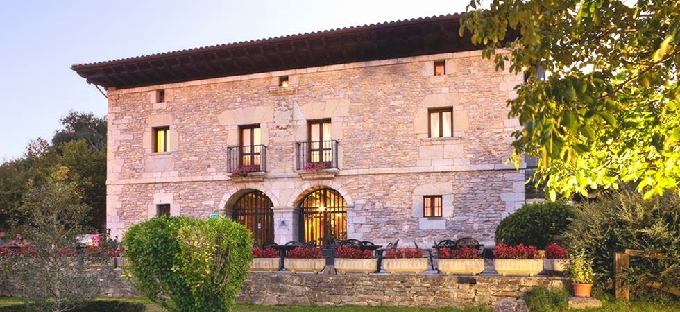 Oferta hotel rural Álava