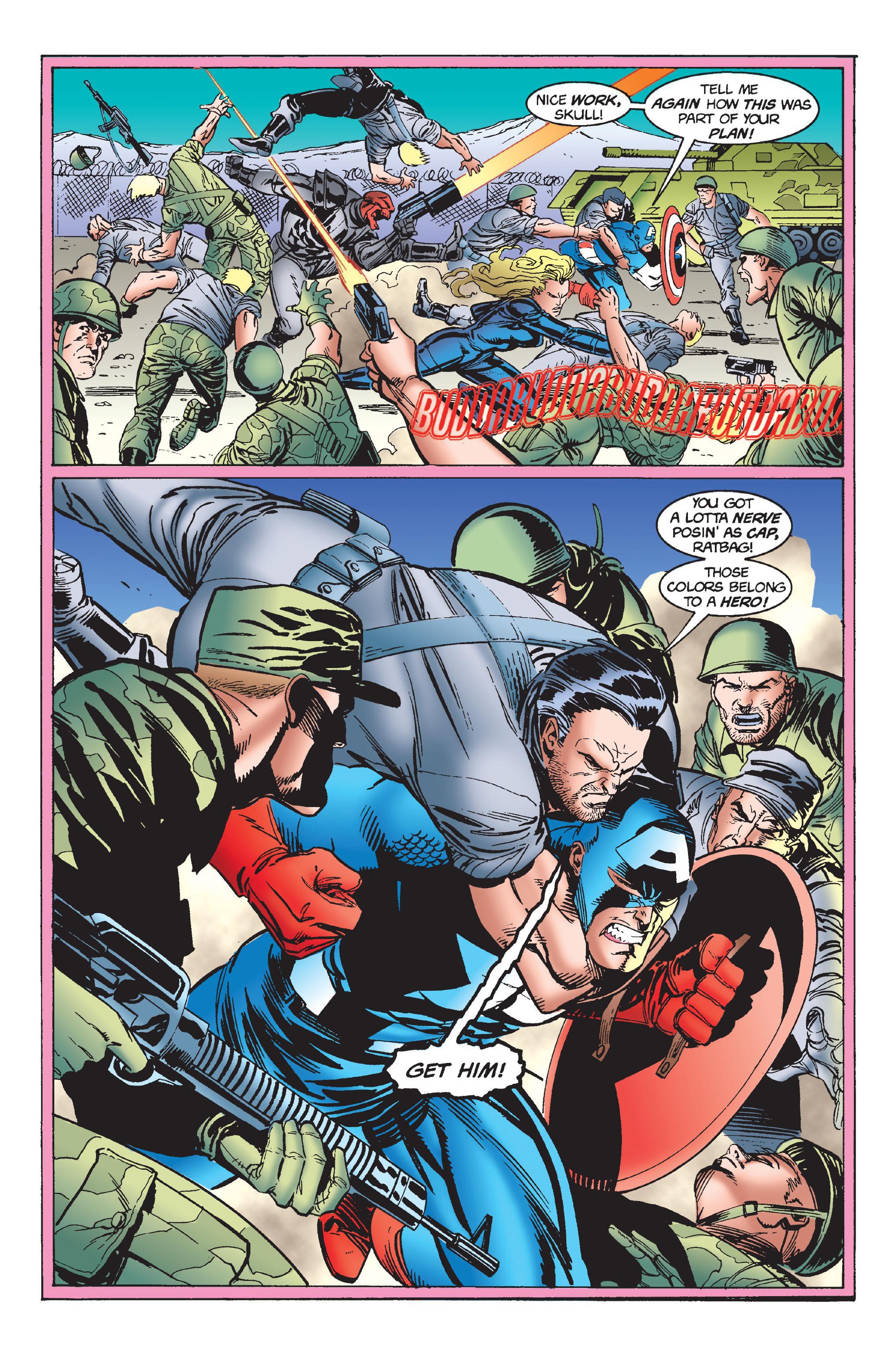 Captain America (1968) Issue #446 #400 - English 17