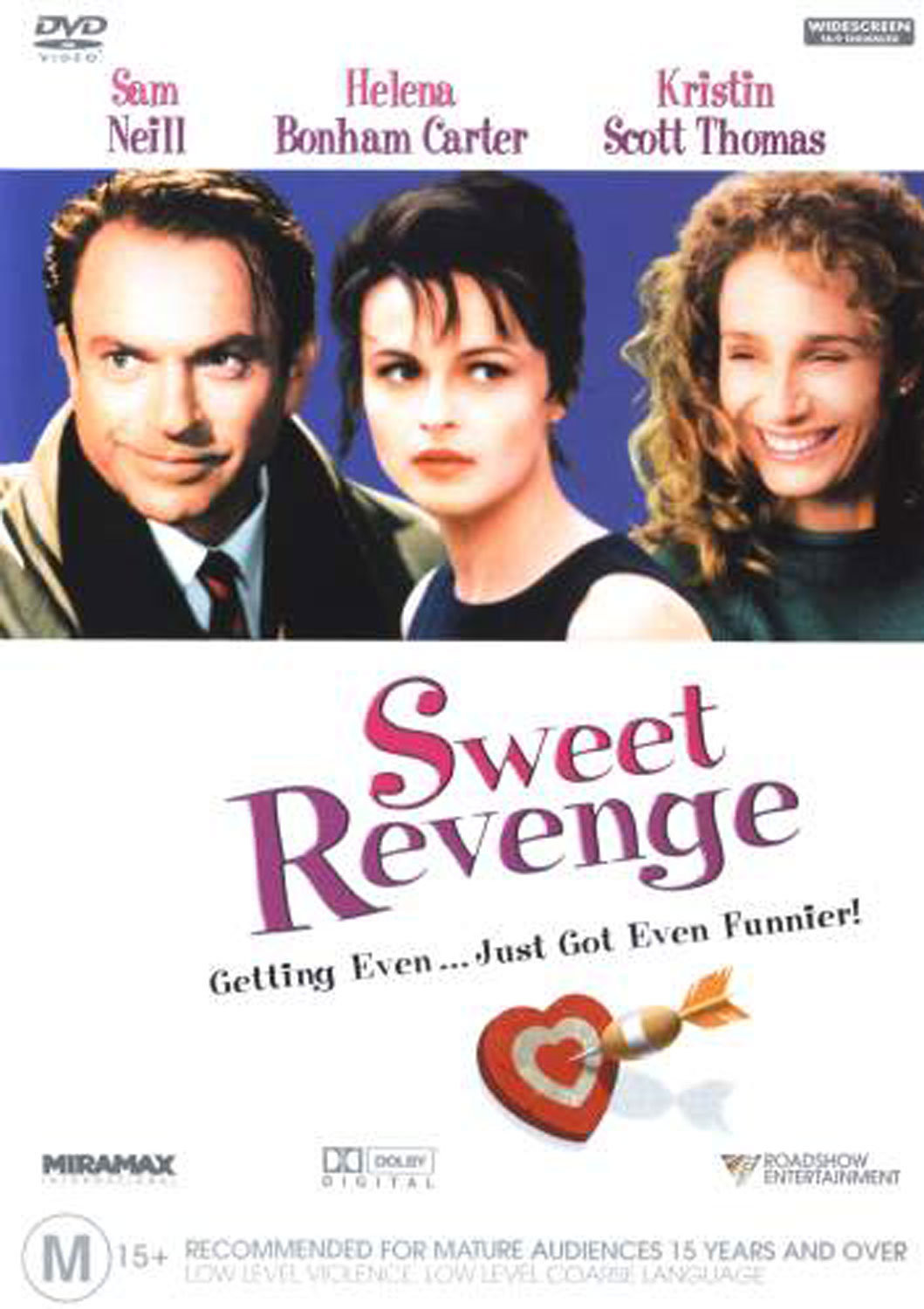 Sweet revenge movie