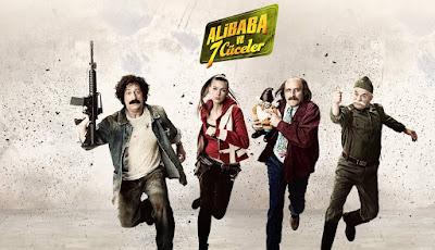 ali baba ve 7 cüceler  oyuncu kadrosu, ali baba ve yedi cüceler  afiş, ali baba ve 7 cüceler film izle