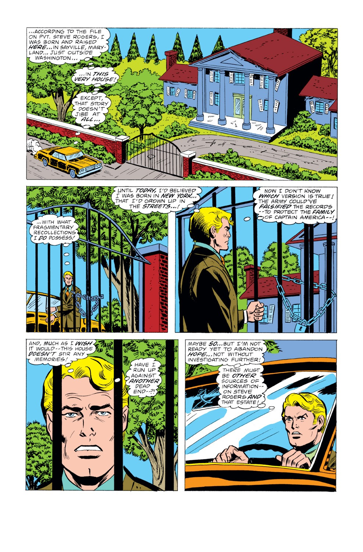 Captain America (1968) Issue #222 #136 - English 10
