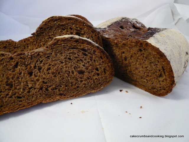 black bread black sesame bread black bread ukrainian black bread from ...