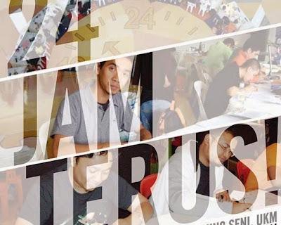CABARAN MELUKIS KOMIK DAKWAH 24 JAM   Temasya Muamalah Islam & Program Dakwah Negara 2014