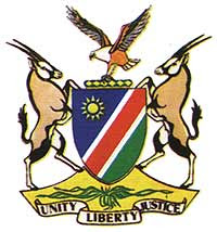 Namibia - Coat of Arms