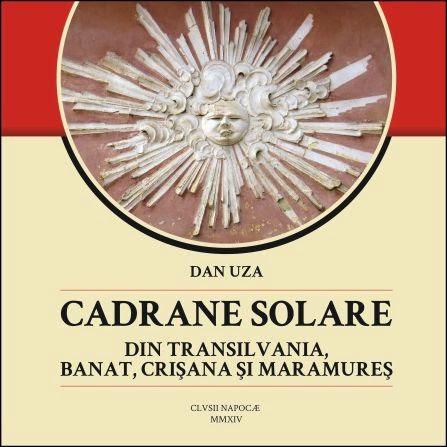 Cadrane solare din Transilvania, Banat, Crişana şi Maramureş