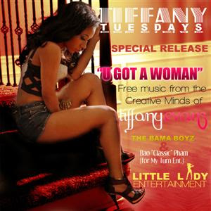 Tiffany Evans - U Got A Woman